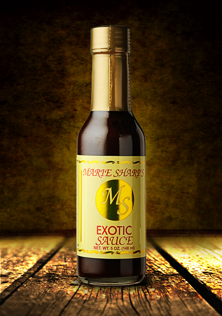 Exotic_Sauce Marie Sharps